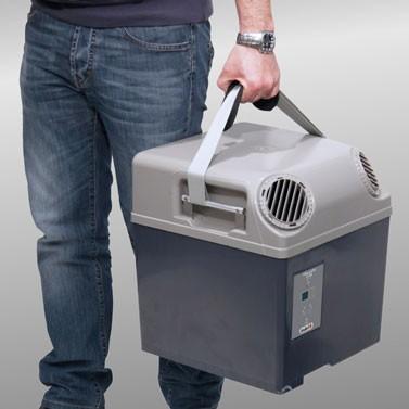 Sleeping Well CUBE 24V 950W - přenosná nezávislá klimatizace č. 2