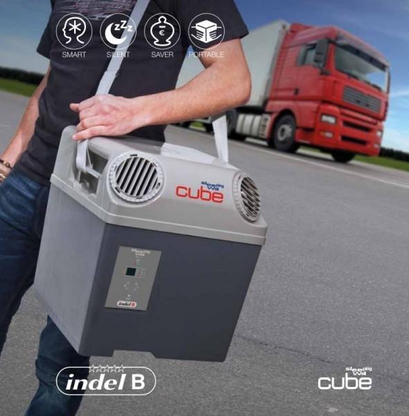Sleeping Well CUBE 12V 950W - přenosná nezávislá klimatizace č. 1