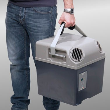 Sleeping Well CUBE 12V 950W - přenosná nezávislá klimatizace č. 2