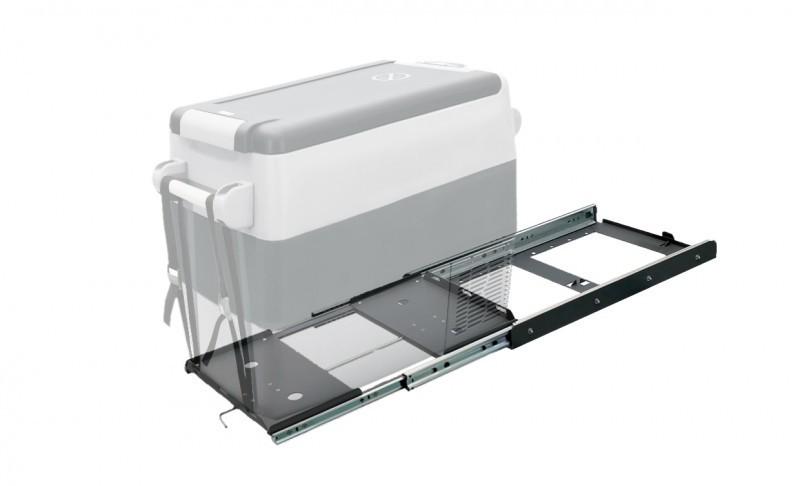 Sada pro výsuvné upevnění autochladniček  TB31A, TB41A a TB51A. č. 1