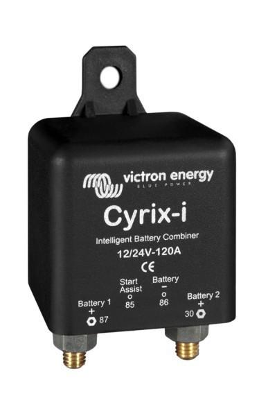 Sada Cyrix-ct 12/24V 120A bateriové propojovací relé č. 2