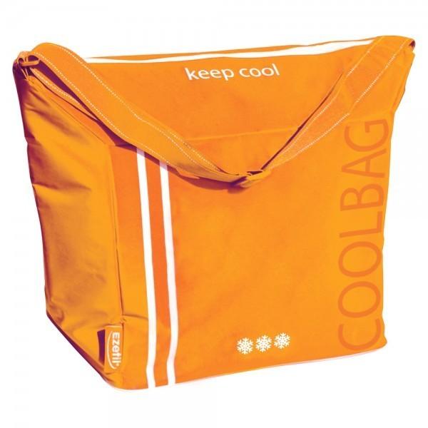 Chladící taška Ezetil KC Holiday 26 litrů, oranžová č. 1