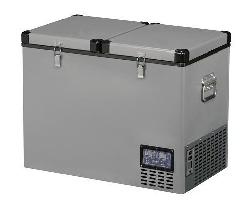 TB92DD Steel kompresorová autochladnička Indel B, 92L, 12/24/230V č. 2