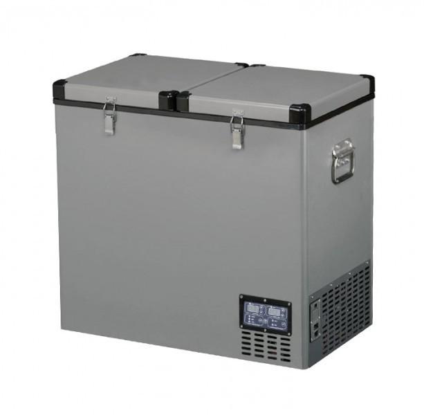 TB118DD Steel kompresorová autochladnička Indel B, 118L, 12/24/230V č. 1