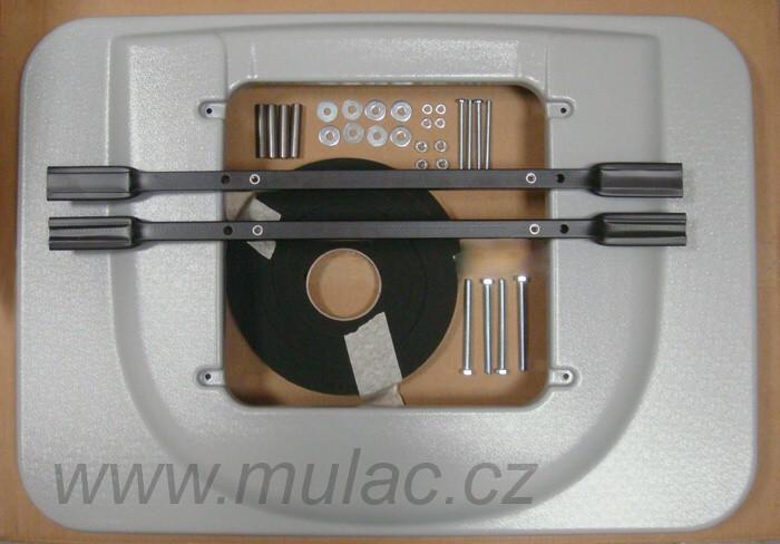 Instalační kit pro klimatizace Sleeping Well OBLO' univerzální. č. 3