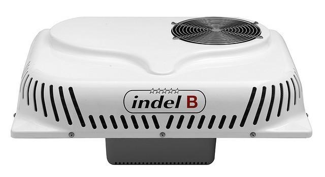 Klimatizace Indel B Sleeping Well Oblo 24V 950W střešní č. 3