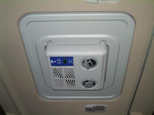 Klimatizace Indel B Sleeping Well Oblo 24V 950W střešní č. 4