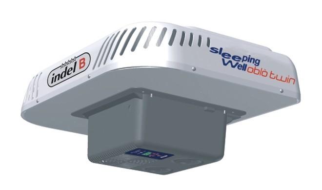 Klimatizace Indel B Sleeping Well Oblo 12V 950W střešní č. 5