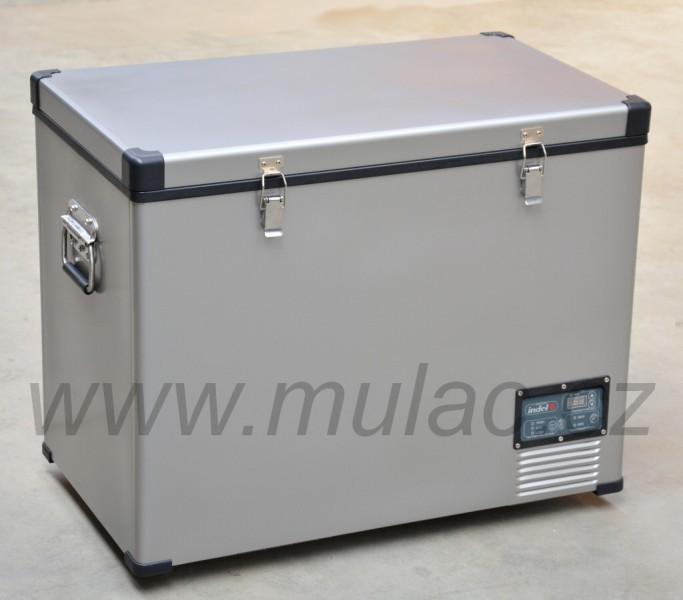 TB100 Steel Indel B kompresorová autochladnička, 100L, 12/24/230V č. 2