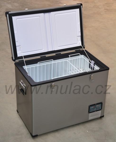 TB100 Steel Indel B kompresorová autochladnička, 100L, 12/24/230V č. 4
