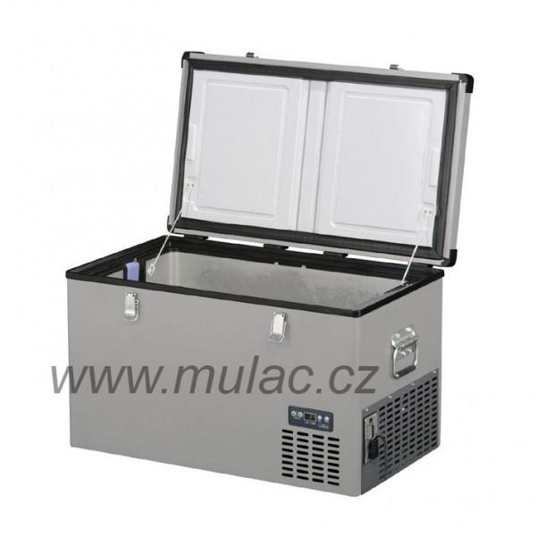 TB74 Steel kompresorová autochladnička, 74L, 12/24/230V č. 1