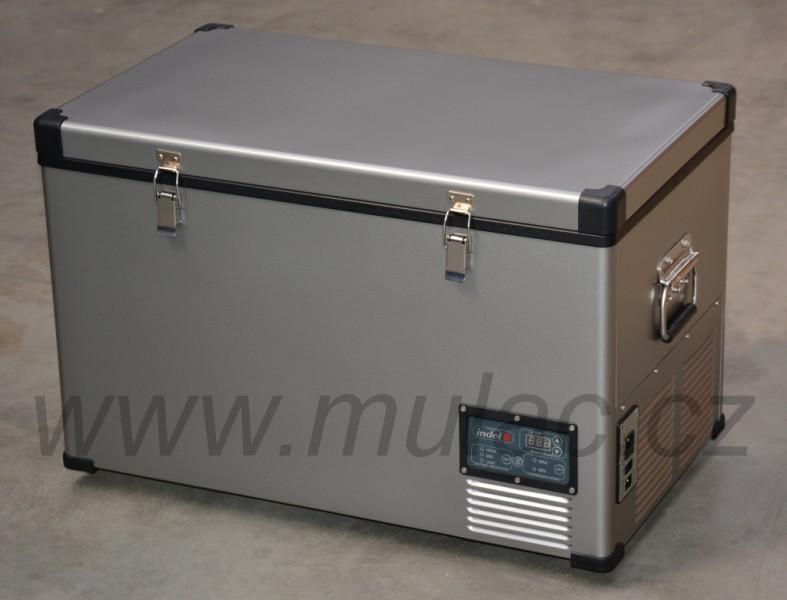 TB74 Steel kompresorová autochladnička, 74L, 12/24/230V č. 2