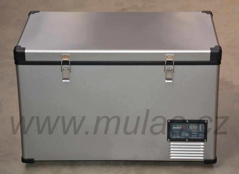 TB74 Steel kompresorová autochladnička, 74L, 12/24/230V č. 3