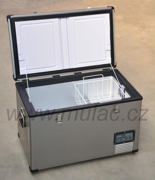TB74 Steel kompresorová autochladnička, 74L, 12/24/230V č. 6