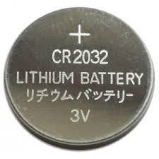 Lithiová baterie CR2032, hq-cr2032 č. 1