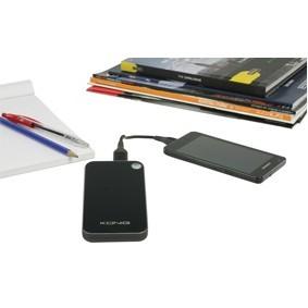 Přenosný USB Li-Ion akumulátor 5V/3000mAh Power Bank, KN-PBANK3000 č. 5