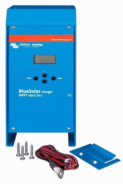 BlueSolar MPPT 150/70, solární regulátor 12/24/36/48V až 70A č. 1