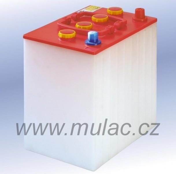 4 PT 160 trakční bloková baterie 8V, C5=160Ah, C20=210Ah. č. 1
