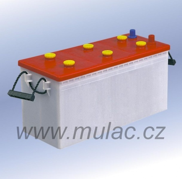 6 PT 160 trakční bloková baterie 12V, C5=160Ah, C20=210Ah. č. 1