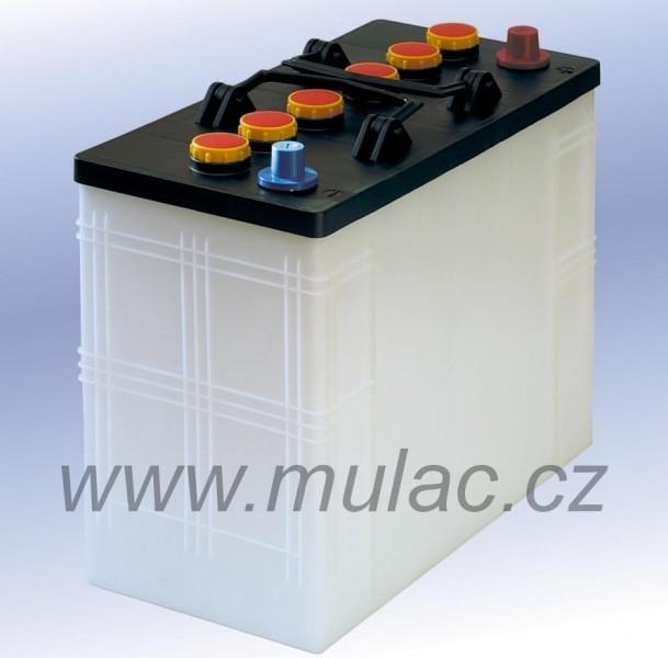 6 PT 110 trakční bloková baterie 12V, C5=114Ah, C20=150Ah. č. 1