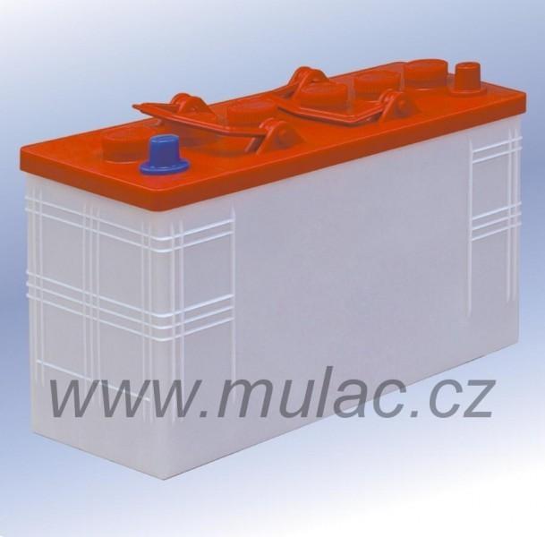 6 PT 90 trakční bloková baterie 12V, C5=90Ah, C20=120Ah. č. 1