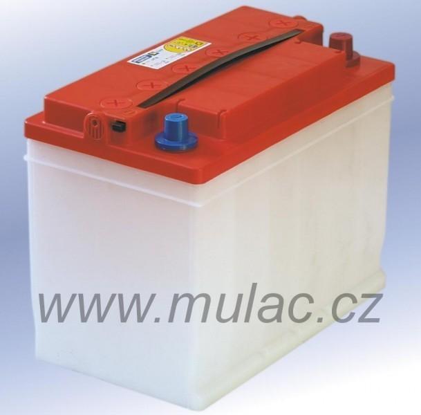 6 PT 80, trakční bloková baterie, 12V C5=80Ah, C20=105Ah č. 1