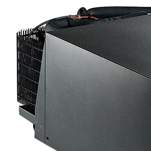 Vestavná kompresorová autochladnička TB36AM Indel B 12/24V, 36litru, termostat č. 3
