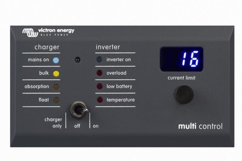 Digitální multifunkční ovládací panel GX č. 1