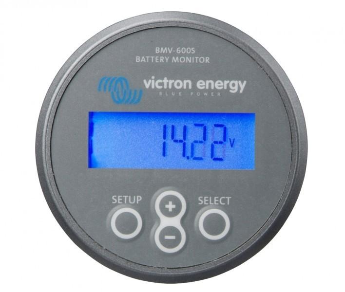 BMV 602S sledovač stavu 2 baterií 9,5-95VDC 20-9999Ah č. 1