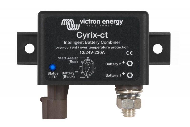Cyrix-ct 12/24V 230A bateriové propojovací relé č. 1