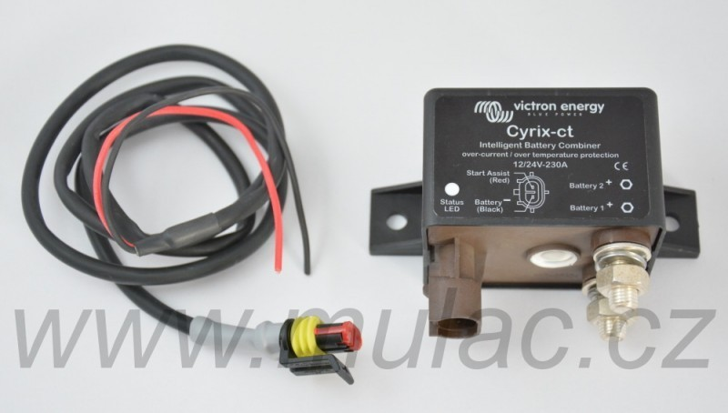 Cyrix-ct 12/24V 230A bateriové propojovací relé č. 2