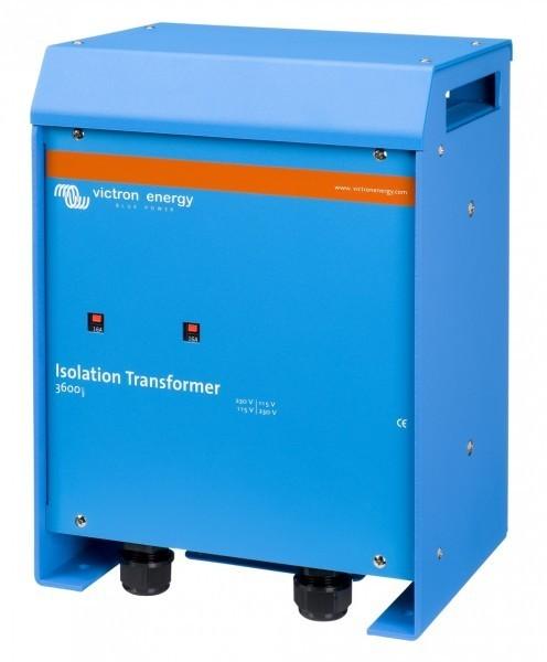 Oddělovací transformátor 3600W 115/230, 230/115, 115/115 230/230 č. 1