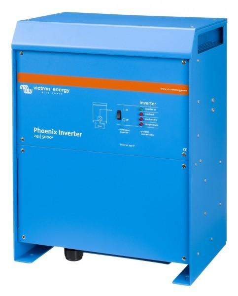 Phoenix Inverter 24/5000, měnič napětí sínus, DC/AC č. 1
