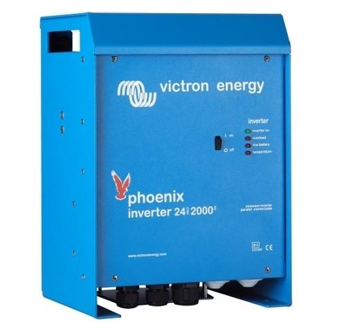 Phoenix Inverter C 24/2000 měnič napětí 24V na 230V 2000VA sínus č. 1