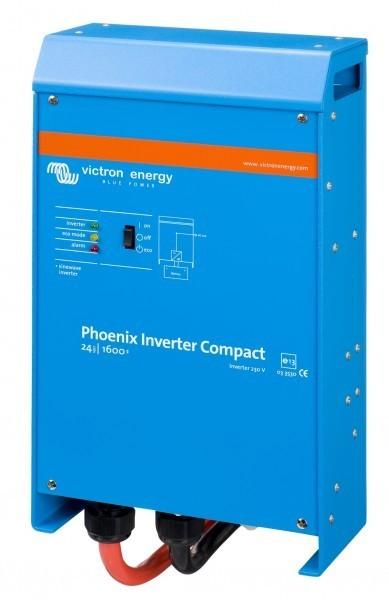 Phoenix Inverter C 24/1600, měnič napětí sínus, DC/AC č. 1