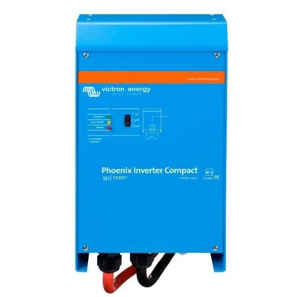 Phoenix Inverter C 24/1200, měnič napětí 24V na 230V 1200VA sínus č. 1