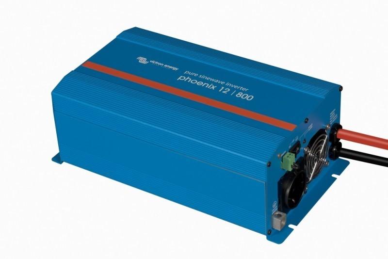 Phoenix 24/800, měnič napětí 24V na 230V 800VA sínus  č. 1
