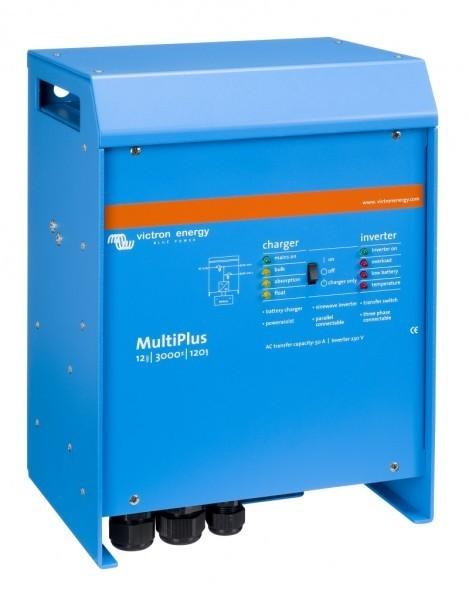 PMP243020000 MultiPlus 24/3000/70-16, měnič napětí / nabíječ / UPS. 24V 70A 3000VA č. 1