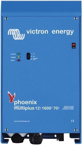 MultiPlus C 12/1600/70-16, měnič napětí / nabíječ / UPS. 12V 70A 1600W č. 1