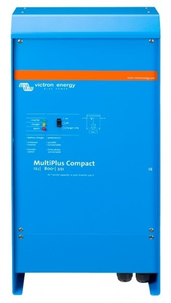 MultiPlus C 12/800/35-16 měnič napětí / nabíječ / UPS. 12V 35A 800W č. 1