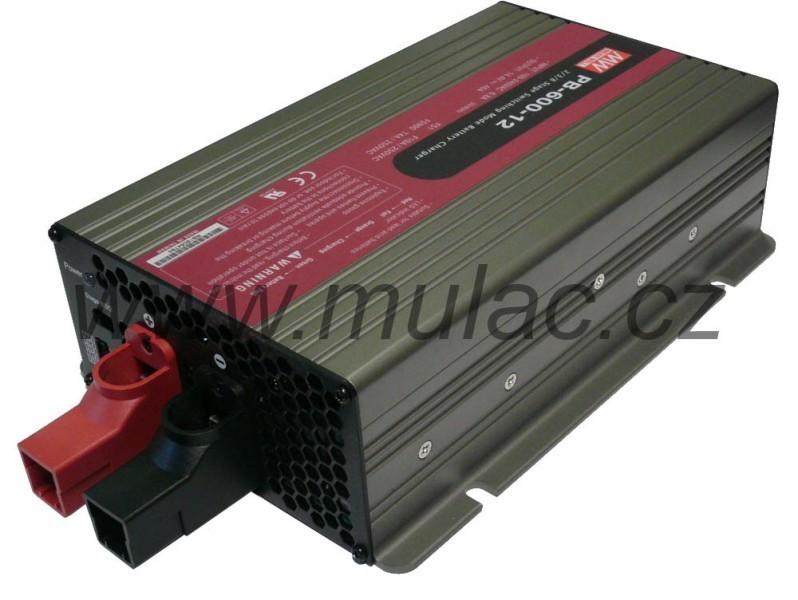 Nabíječ 24V 21A MeanWell PB-600-24 č. 1