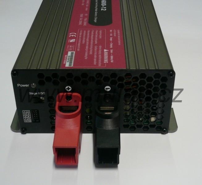 Nabíječ 24V 21A MeanWell PB-600-24 č. 3
