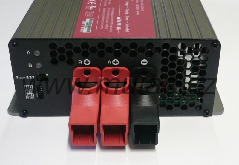 Nabíječ 48V 17,4A MeanWell PB-1000-48 č. 3