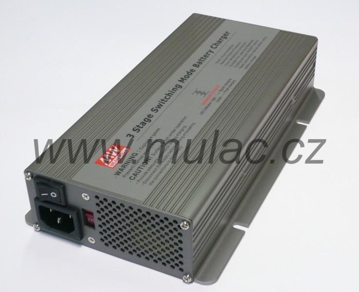 Nabíječ PB-360P-48 Meanwell 48V 6,25A č. 2