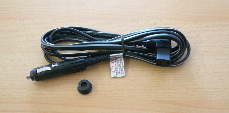 Originální náhradní DC napájecí kabel pro chladničky ENGEL. č. 1