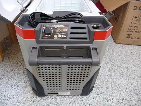 Kompresorová autochladnička ENGEL MR-040F (MR40F) 12/24/230V 38 litrů č. 3