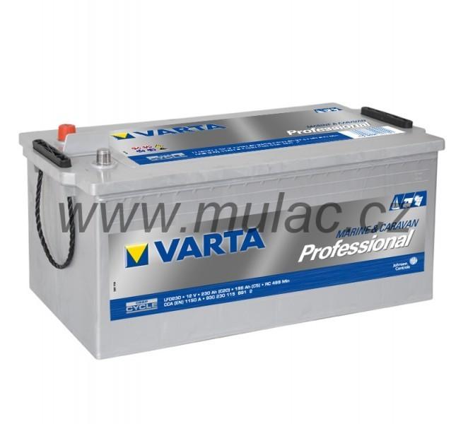 930230 Varta Professional 12V 230Ah č. 1