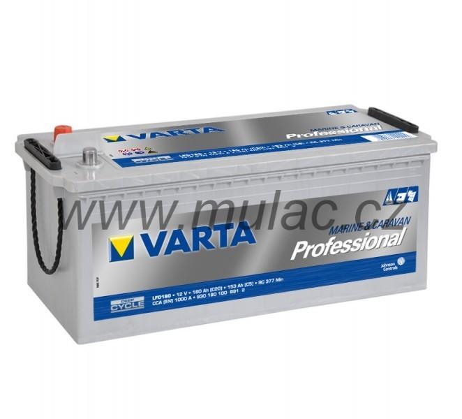 930180 Varta Professional 12V 180Ah č. 1