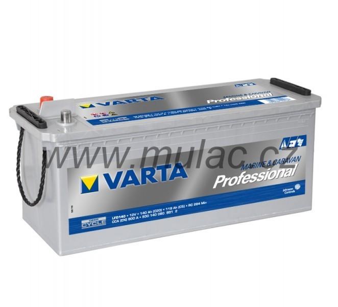 930140 Varta Professional 12V 140Ah č. 1