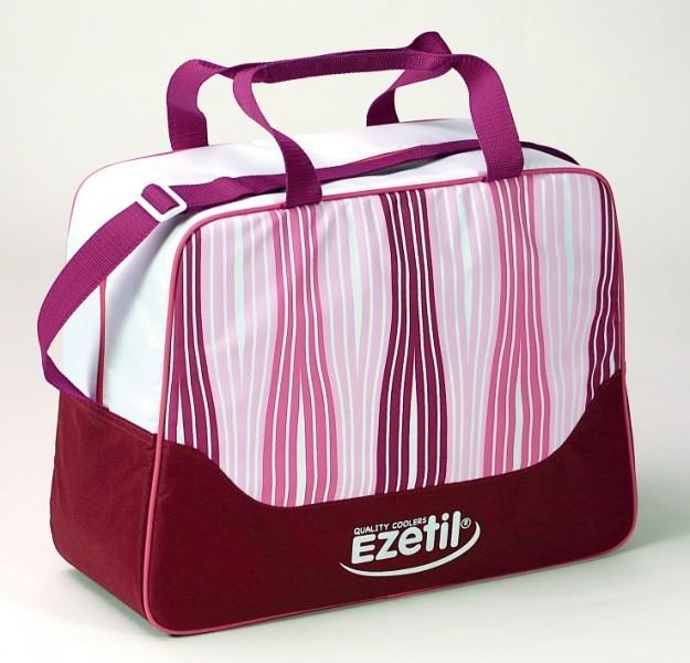 Chladící taška Ezetil KC Fashion 30 litrů, fialová č. 1